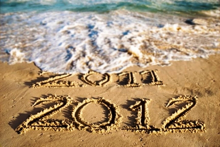 Happy New Year 2012 wishes