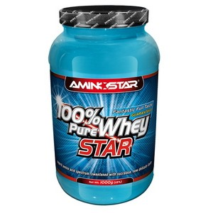 AMINOSTAR - 100% Pure Whey Star 1000g