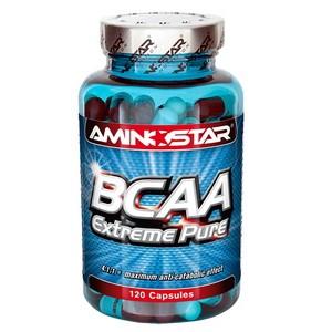 AMINOSTAR - BCAA EXTREME PURE 120kps