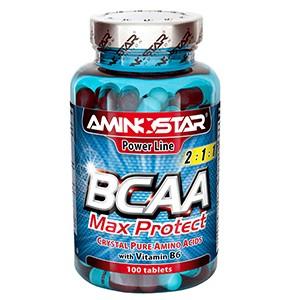 AMINOSTAR - BCAA Max Protect 100kps