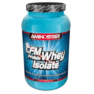 AMINOSTAR - CFM Whey protein isolate 1000g