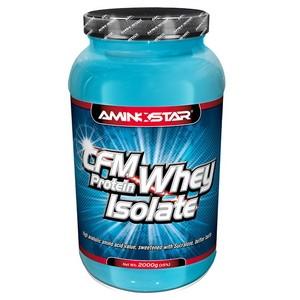 AMINOSTAR - CFM Whey protein isolate 2000g