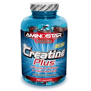 AMINOSTAR - Creatine plus L-Glutamine 300kps