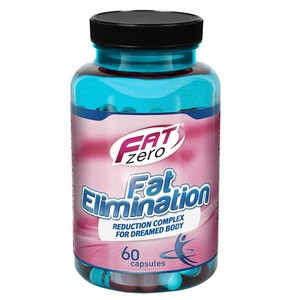 AMINOSTAR - Fat Elimination FatZero 60kps