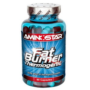 AMINOSTAR - Fat Burner Thermogenic 90 kps