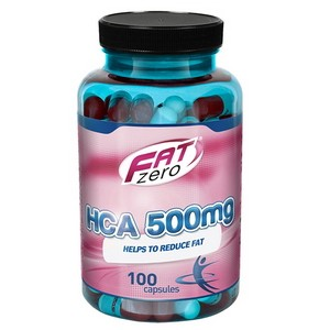 AMINOSTAR - HCA FatZero 500mg 100kps