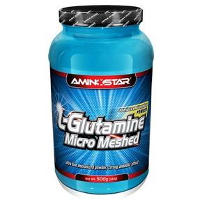 AMINOSTAR - L-Glutamín prášok 500g