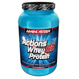 AMINOSTAR - Whey Protein Actions 85 1000g