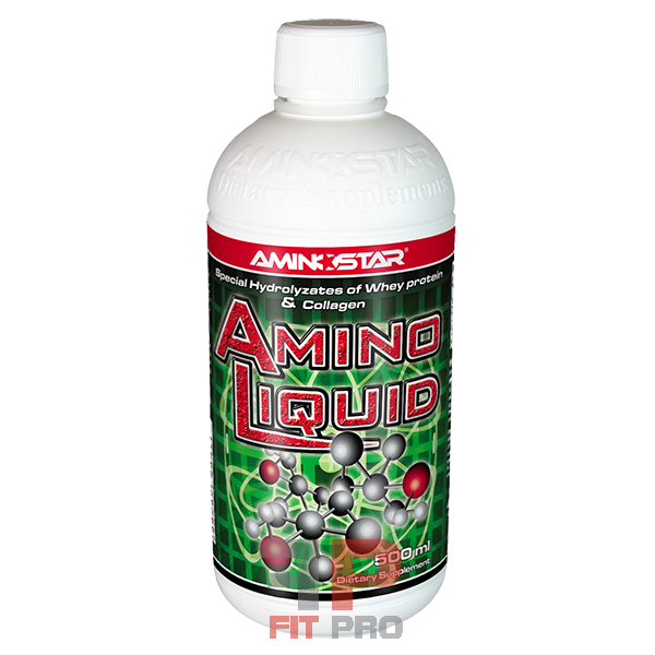 AMINOSTAR - AMINO LIQUID, 500ml