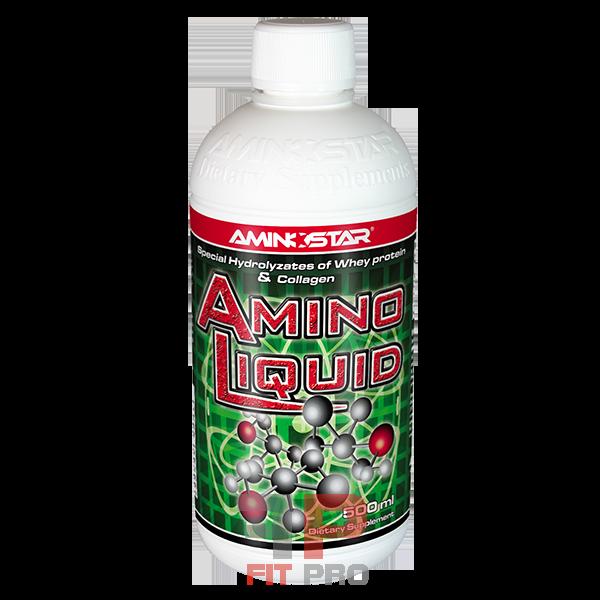 AMINOSTAR - AMINO LIQUID, 500ml
