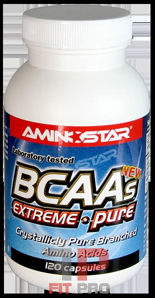 AMINOSTAR - BCAA EXTREME PURE, 300kps