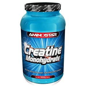 AMINOSTAR - CREATINE MONOHYDRATE 500g