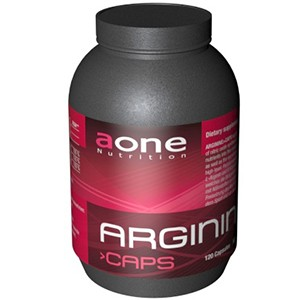 AONE - Arginine Caps 120kps