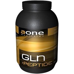 AONE NUTRITION - GLN Glutamine peptide 250kps - najúčinnejšia forma glutamínu