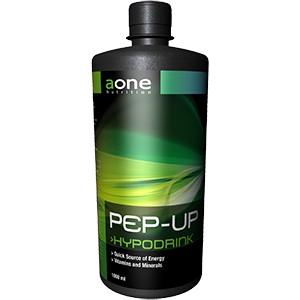 AONE - PEP-UP Hypodrink 1000ml - pre prípravu iontového nápoja počas cvičenia