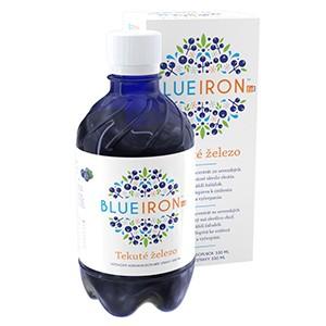 Avita BlueIron 330ml - tekuté železo + koncentrát zo severských čučoriedok + fínska pramenitá voda. BlueIron je skvelým zdrojom železa, viacerých vitamínov a stopových prvkov.