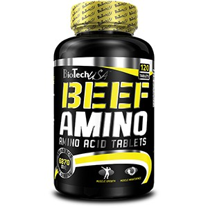 BioTech USA - Beef Amino 120tbl