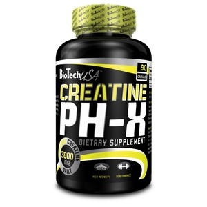 BioTech USA - Creatine pH-X 90kps