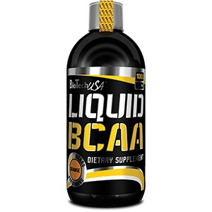 BioTech USA - Liquid BCAA 1000ml