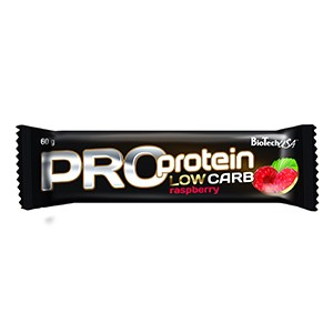 BioTech USA - PRO Protein Low Carb Bar 21x60g