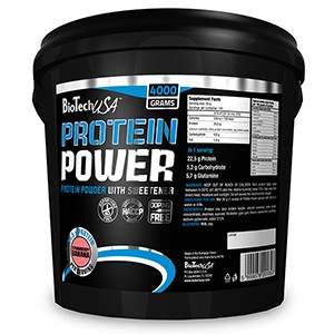 BioTech USA - Protein Power 4000g