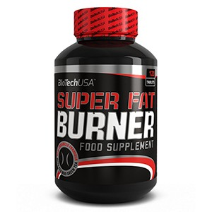 BioTech USA - Super Fat Burner 120tbl