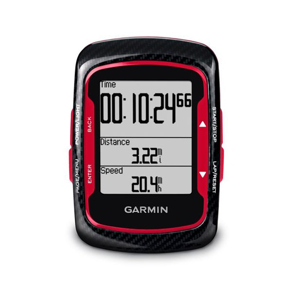 Garmin EDGE 500 HR + CAD