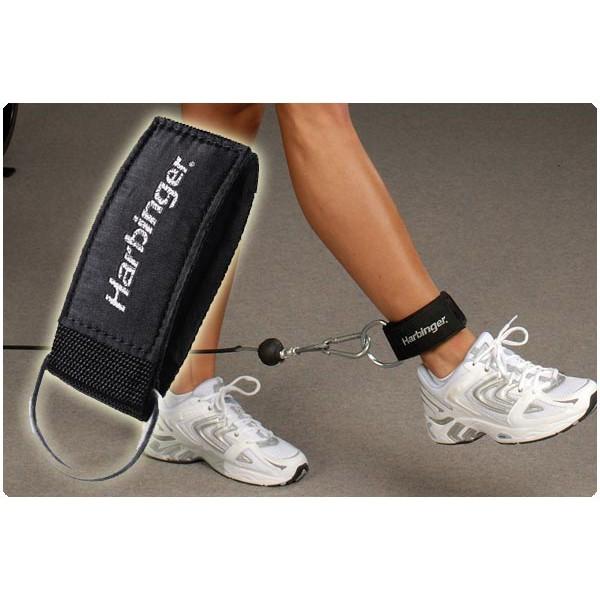 Harbinger - Manžetový adaptér na členok (Neoprene Padded Ankle Cuff 373800)