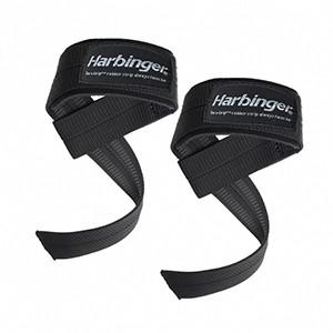 Trhačky Harbinger Big Grip Padded 2050 - protišmykové nylonové DuraGrip trhačky na cvičenie s výplňou
