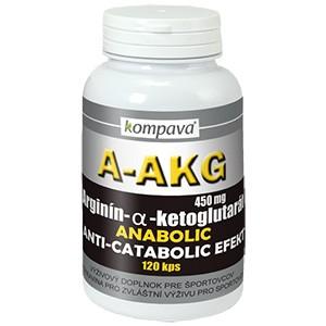 Kompava - Arginín  A-AKG 120kps
