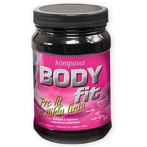 Kompava - BodyFit 420g  - proteín pre ženy