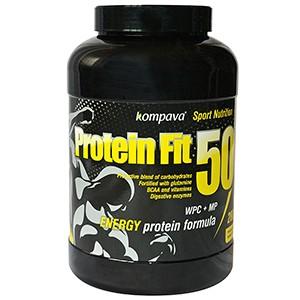 Kompava - ProteinFit 50 2000g - univerzálny proteín
