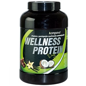 Kompava - Wellness Daily Protein 2000g
