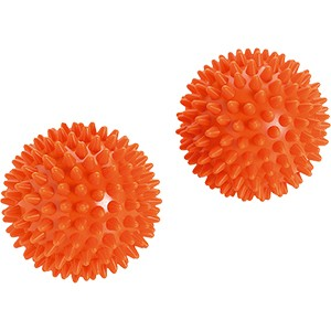 Ledraplastic - Beauty Reflex - akupresúrna loptička 8cm oranžová