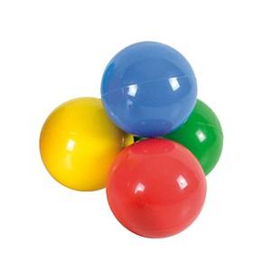 Loptička Freeball 5,5cm - malé loptičky na hranie, ktoré sa ľahko držia. Dostupné v 4 veľkostiach a 4 farbách. Rehabilitační odborníci odporúčajú cvičenia s malými loptičkami pre správny vývoj jemnej motoriky ruky.