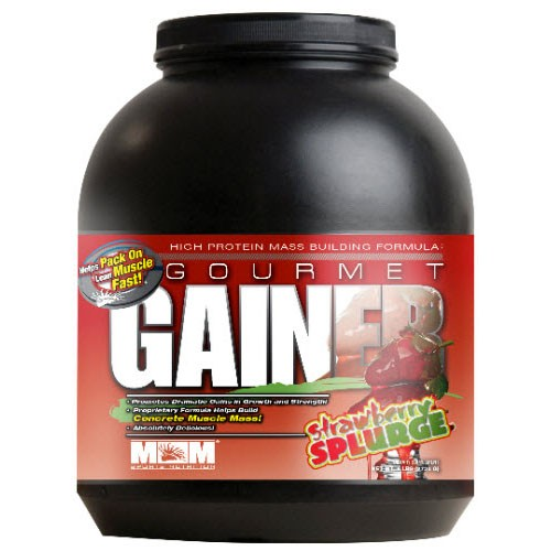 MAX MUSCLE - GOURMET GAINER, 2250g