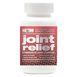 MAX MUSCLE - MAX JOINT RELIEF