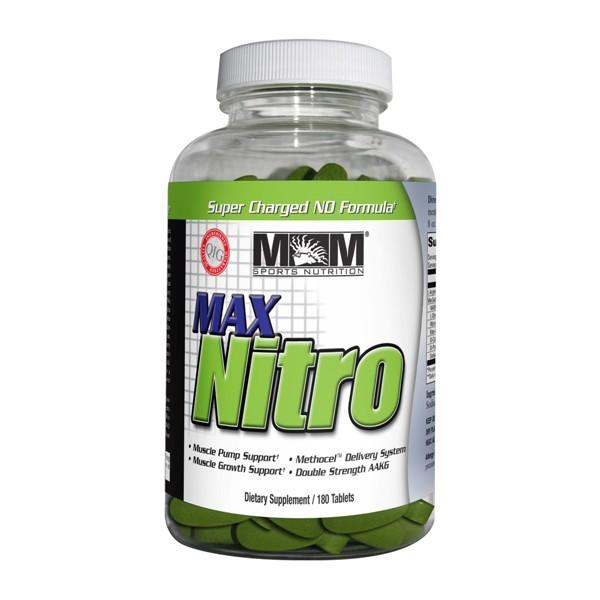 MAX MUSCLE - MAX NITRO