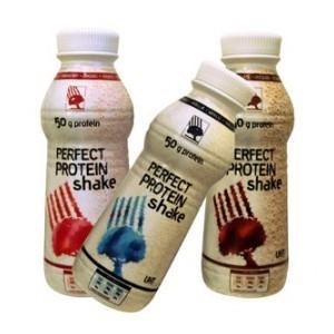 Nature's Best - Perfect Protein Shake 500ml - Proteínový hotový nápoj - 50g bielkovín, 24g sacharidov.
