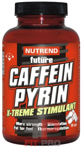 NUTREND - CAFFEIN PYRIN 90 kps