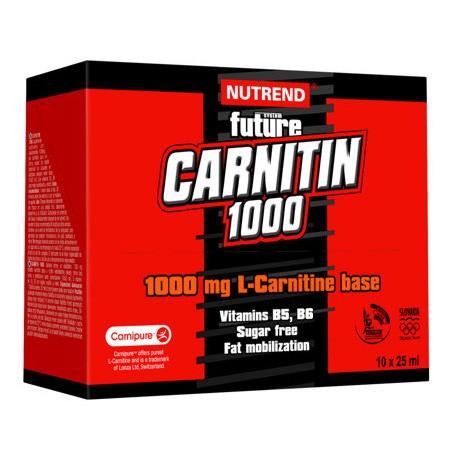 NUTREND - L-CARNITIN 1000