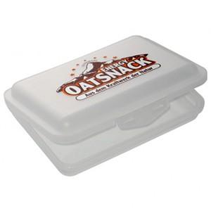 Energy OatSnack Klickbox - plastový obal s klipom - praktická dóza na 3 tyčinky