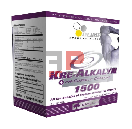OLIMP - KRE-ALKALYN 1500 120kps