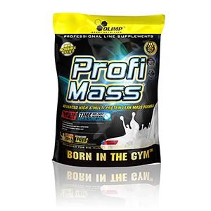 Olimp - Profi Mass 900g - perfektný potréningový proteín so sacharidmi