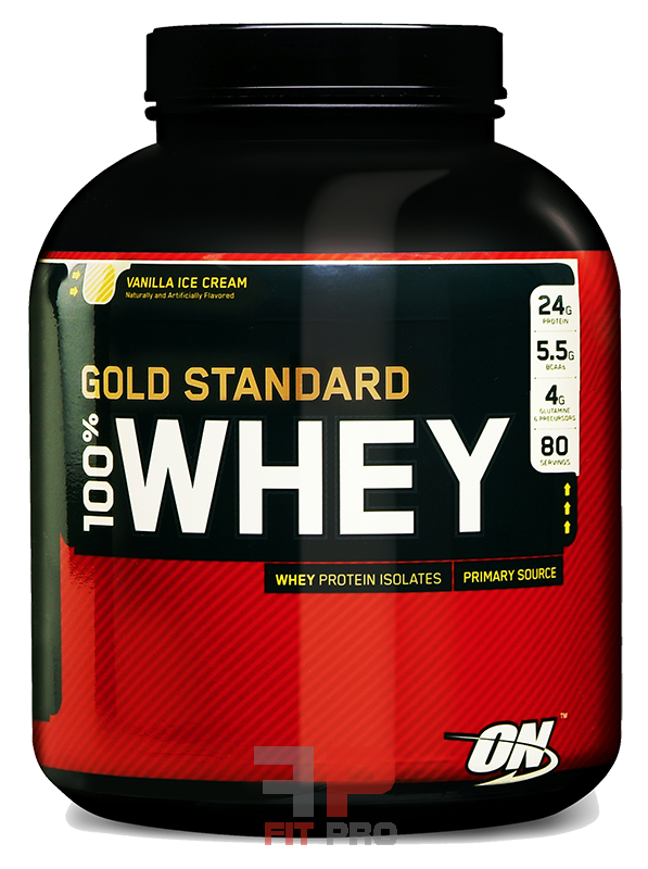 OPTIMUM NUTRITION - 100% WHEY GOLD STANDARD, 2267g