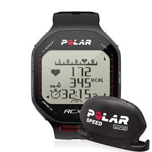 POLAR RCX5 Bike Black