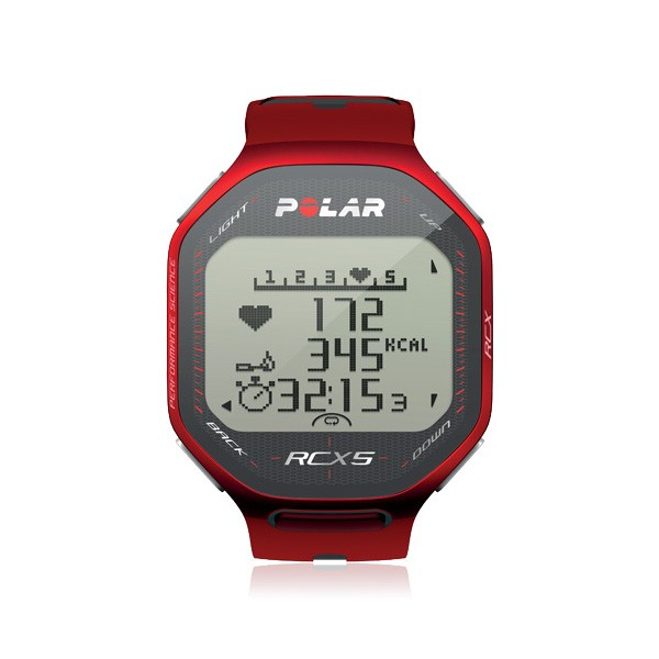 POLAR RCX5 + DataLink Red