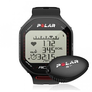 POLAR RCX5 Run Black