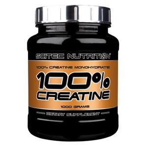 SCITEC NUTRITION - 100% Creatine 1000g