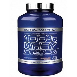 SCITEC NUTRITION - 100% Whey Protein 2350g